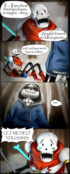 Did this comic cuz it sounded fun ^^ Dustale is an Undertale AU where Sans kills everyone to gain LV to kill the human. Read more here:www.reddit.com/r/Undertale/com… Dustale bel...