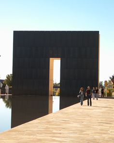 National Memorial for the bombing of the Alfred P. Murrah building in Oklahoma City