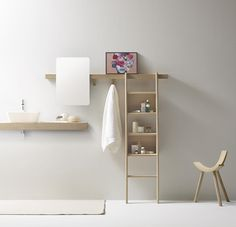 What about the Zutik wall system in your bathroom?   #alkifurniture #oak #wood #furniture #chair #iratzokilizaso #design #home #interior #contemporary #handmade #instahome #interiordesign #architecture #decoration #decor #archiproducts #instadesign #inspiration #interiorlovers #interiores #deco #homedesign #homesweethome #furnituredesign by alki_furniture