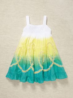 Ombre Dress by beetlejuice on Gilt