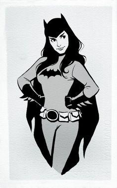 Batgirl by Oscar Jimenez