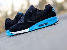 "Nike Air Max Light Premium ""Vivid Blue"""