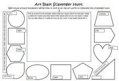 Worksheet I developed for engaging with an art work PD for use during Art Blast Children's Art Exhibition Art Critique, Art Handouts, Art Rubric, Art Criticism, Art Worksheets, Art Curriculum, Learn Art, Classroom Inspiration, Art Lesson Plans