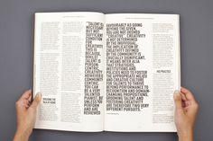 The Design Society Journal № 2 by Eunice Yip, via Behance