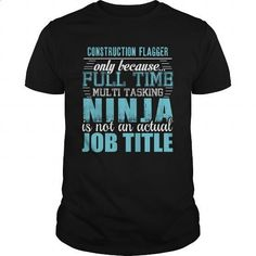 CONSTRUCTION FLAGGER Ninja T-shirt #shirt #Tshirt. CHECK PRICE => https://www.sunfrog.com/LifeStyle/CONSTRUCTION-FLAGGER-Ninja-T-shirt-Black-Guys.html?60505