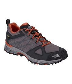 New The North Face Men's Ultra Hike II GTX Hiking Shoe Grey/Spice 11 * Details can be found by clicking on the image.