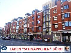 *Schnäppchen* In 45468 Mülheim an der Ruhr (Zentrum)  ca. 133 m² Ladenlokal (Büro) mit 1 Tiefgarage und 2 Stellplätzen sehr GÜNSTIG zu verkaufen! http://www.as-makler.de/html/45468_mulheim__zentrum___laden.html