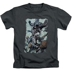 Batman Scarecrow Shirt - Batman DC Comics Superhero Scarecrow Punch Little Boys T-Shirt Tee ** Check this awesome product by going to the link at the image. (This is an affiliate link) #LoveBatmanScarecrow
