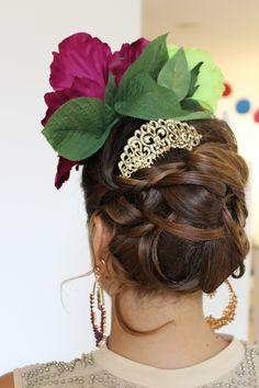 Seis ideas de peinados para la feria de abril de sevilla - Ideas para porras ...