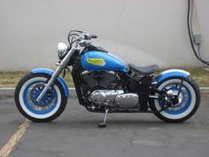 Suzuki Volusia - Blue Collar Bobber | Thanked 153 Times in 82 Posts