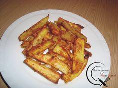 Πατάτες...σαν τηγανητές, της Γιολάντας! Greek Recipes, French Toast, Breakfast, Blog, Breakfast Cafe, Greek Food Recipes