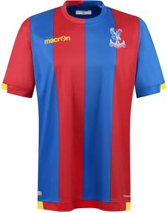 Crystal Palace FC (England) - 2015/2016 Macron Home Shirt