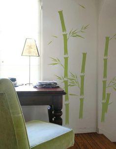 Vinilo Decorativo Bamboo