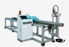 We are offering you #CNC #Tube #Cutter #Machine that is very effective Machine such as a Cnc plasma table or tube cutter.