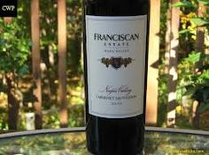2010 Franciscan Estate Cabernet Sauvignon Wine Review....paired with my Rib Eye Peppercorn Steaks With Brandy Sauce!