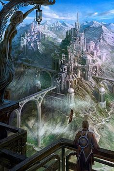 (Open RP) I look over the Castle of the Light Side of Beyond. It's safe, for now. Knights are getting their swords sharpened and are practicing moves to use in the battle that will happen soon. I only watch, knowing its my time to keep eyes wide and ears a large. (Jacob)