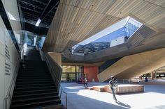 diller scofidio + renfro mcmurtry building stanford university california designboom