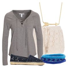 """""""Untitled #280"""" by gogirl-i ❤ liked on Polyvore featuring maurices, NLY Trend, Tory Burch, Roberto Coin and Aid Through Trade"""