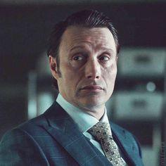 Hannibal Lecter MD;  Mads Mikkelsen