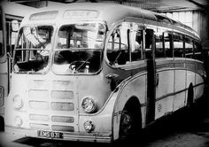 I remember travelling to school on this bus back in the early 1960's - I recall being excited at the time as it was considered to be modern !!