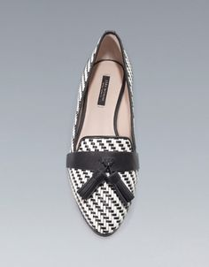 PLAITED SLIPPER - Shoes - Woman - New collection - ZARA