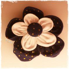 Stoffblume   Blume von BIGROL auf DaWanda.com