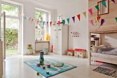 HABITACIÓN INFANTIL: JUGUETES A LA VISTA/ CHILDREN'S ROOM: TOYS IN SIGHT
