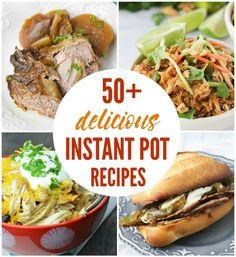 30 Days of Instant Pot Dump Recipes