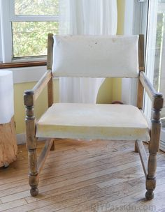A Vintage Chair Rescue With an Unexpected Twist!
