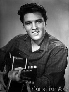 Edward Lunch - Elvis Presley, Love me Tender