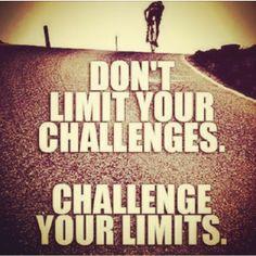 no limits!