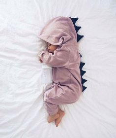 Sleeping dino | Shop. Rent. Consign. MotherhoodCloset.com Maternity Consignment