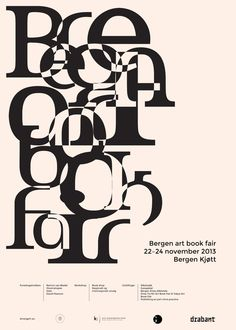 Bergen art book fair (KHiB work) on Behance