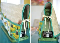 How To Make A Sewing Machine Organiser   The WHOot