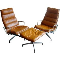 leather office-y chairs