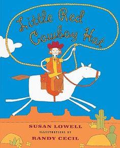 Chalk Talk: A Kindergarten Blog: Little Red Cowboy Hat