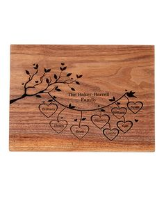 Crafted from natural and durable wood this beautiful cutting board makes a perfect gift. Have it uniquely personalized with an artful engraving for a keepsake that will last a lifetime. Wood Burning Crafts, Wood Burning Patterns, Wood Burning Art, Wood Crafts, Frame Crafts, Woodworking Guide, Custom Woodworking, Woodworking Projects Plans, Teds Woodworking