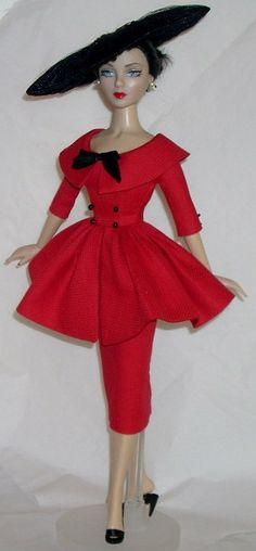 Gene Marshall Doll early 1950s look
