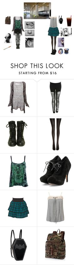 """Sem título #41"" by ana-marques-2 ❤ liked on Polyvore featuring ISABEL BENENATO, Miss Selfridge, Chanel, Wolford, Friis & Company, Forever 21 and River Island"