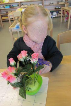 Vie pratique : confectionner un bouquet (Nathaliell)