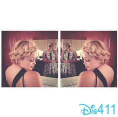 Olivia Holt- Love this hair do