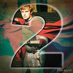 2 days until Merlin Series 5!