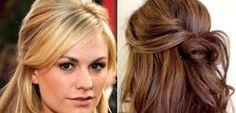 Resultado de imagem para penteados