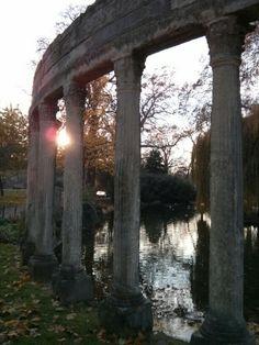 Parc Monceau - Décembre 2013