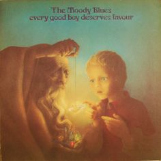 Vinyl Forever: The Moody Blues ‎– Every Good Boy Deserves Favour ...