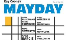 "Wydarzenia - Ray Cooney's ""Run For Your Wife"" (""Mayday"") at Och-Teatr - Kulturalna Warszawa"