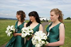 Wedding Limousine with Bridesmaids,in Profile with Tony R,Weddings Gippsland