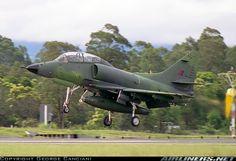 RNZAF Royal New Zealand Air Force Douglas A-4 Skyhawk