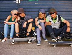 Healthy (and safe!) after-school activities for teens!