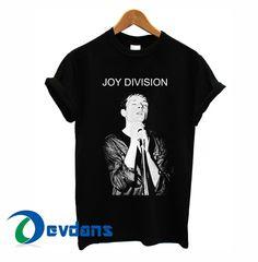 ian custin joy division T-shirt men, women adult unisex size S to 3XL